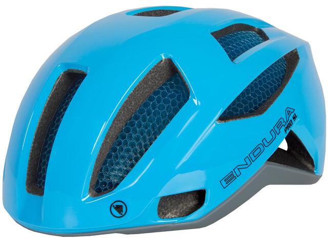 Endura Pro SL - Casque de vélo - with Koroyd bleu